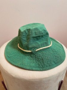 Bucket hat verde