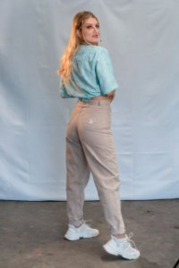 MOM Western Jeans