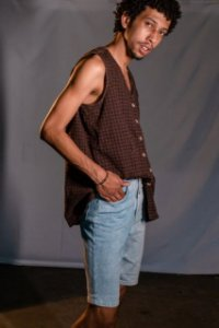 Camisa quadriculada Boit