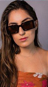 Óculos Alpine Marrom