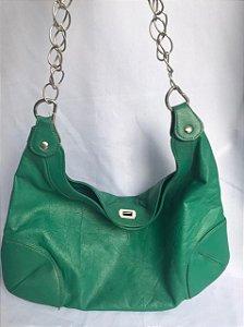 Bolsa Baguete Verde