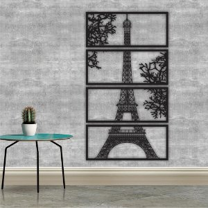 Painel Segmentado Torre Eiffel