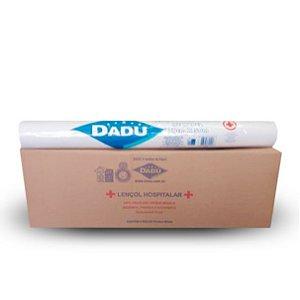 Lençol hospitalar Dadu 50x70cm  - Caixa com 6 rolos