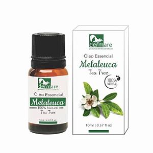 Óleo essencial Melaleuca 10 ml Dermare