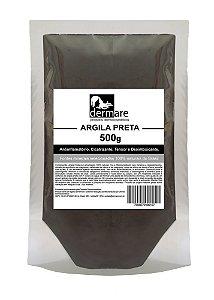 Argila Preta  Desintoxicante 500g