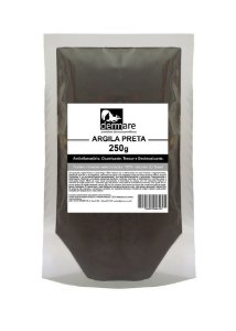 Argila Preta  Desintoxicante 250g