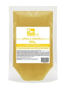 Argila Amarela  Rejuvenescimento 500g