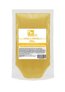 Argila Amarela  Rejuvenescimento 250g