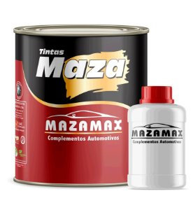 Maza Kit Wash Primer Fundo Fosfatizante (3,6ml)