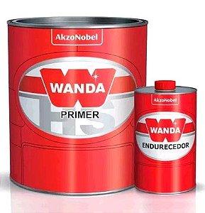 Wanda Primer PU 3100 Automotivo + Catalisador (900ml)