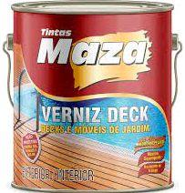 Maza Verniz Deck Transparente (3,6ml)