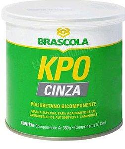 Brascola Vedacapo KPO Cinza (440gr)
