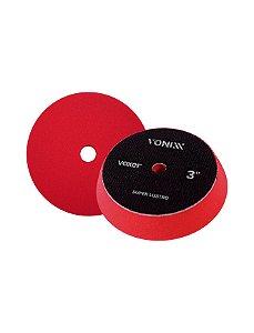 Vonixx  Boina Voxer Espuma Lustro Vermelha  3'' (1und)