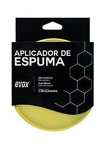 Evox Aplicador de Espuma Amarela (2un)