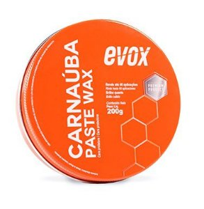 Evox Cera Carnauba Paste Wax (200g)