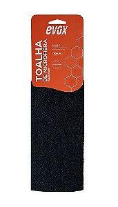 Evox Toalha de Microfibra Sem Costura 350gr/m² (60x40cm)