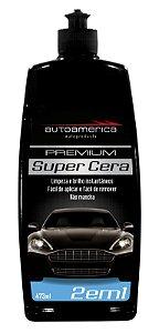 Autoamerica Super Cera Premium 2 em 1 (473ml)