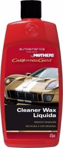 Mothers Cera Limpadora de Carnauba California Gold Cleaner Wax (473ml)