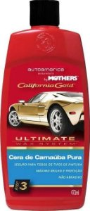 Mothers Cera de Carnaúba Pura California Gold (473ml)