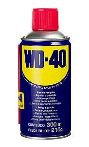 WD40 Lubrificante e Desengripante Multiuso Aerosol (300ml)