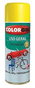 Colorgin Spray Uso Geral Amarelo 55081 (400ml)