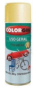 Colorgin Spray Uso Geral Amarelo Brastemp (400ml)