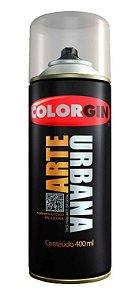 Colorgin Spray Arte Urbana Amarelo Canário 912 (400ml)