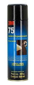 3M Adesivo Spray Reposicionável  75 (300g)