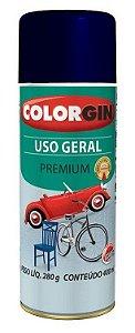 Colorgin Spray Uso Geral Azul Colonial 55071 (400ml)