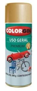 Colorgin Spray Uso Geral Bege Bege Mediterrâneo 55261 (400ml)