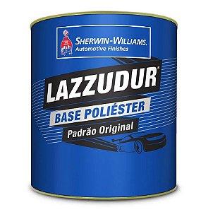 Lazzudur Tinta Poliester Cinza Tellurium Met Fiat (900ml)