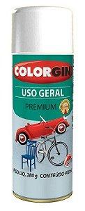 Colorgin Spray Uso Geral Branco Acabamento 55011 (400ml)