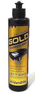 Autoamerica Cera Líquida Carnaúba Gold (300ml)