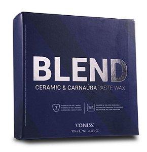 Vonixx Cera Carnaúba e Ceramic com Sílica Blend (100ml)