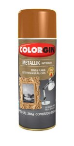Colorgin Spray Metallik Cobre 54 (350ml)