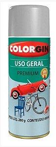 Colorgin Spray Uso Geral Prata Real 57061 (400ml)