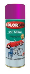 Colorgin Spray Uso Geral Roxo Dakar 56011 (400ml)