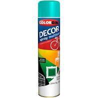 Colorgin Tinta Spray Decor cor Azul Céu (360ml)