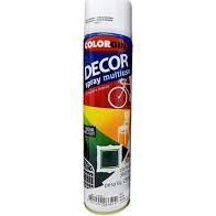 Colorgin Spray Decor Branco (360ml)