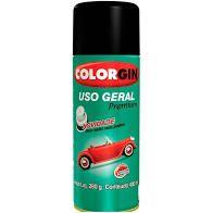 Tinta Spray Colorgin Uso Geral Violeta Imperial Metalico (400ml)