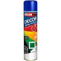 Colorgin Tinta Spray Decor Azul Colonial (360ml)