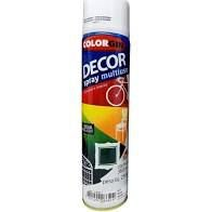 Colorgin Tinta Spray Decor Branco Fosco (360ml)