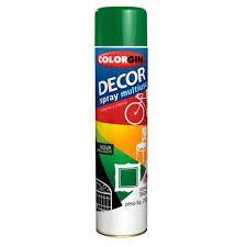 Colorgin Spray Decor Verde Folha (360ml)