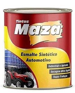 Maza Esmalte Automotivo Cinza Chassis Scania 78 (900ml)