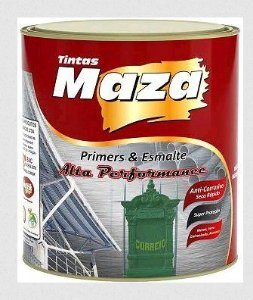 Maza Esmalte Martelado Verde Cana (900ml)