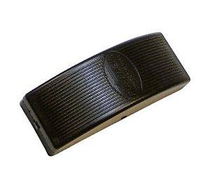 """Purplex Taco Lixador Manual """"Pequeno"""" de Borracha com Aba 122mmx43mm"""