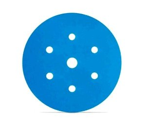 3M Disco Abrasivo Hookit Blue 80 321U (1und)