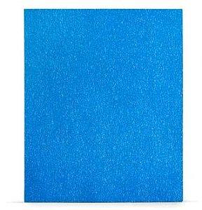 3M Folha de Lixa Blue P400 338U (1und)