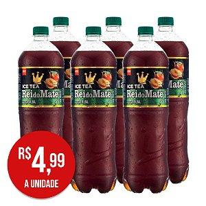 Ice Tea PÊSSEGO Pack com 6 Garrafas 1,5L
