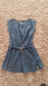 437 Tm 6   vestido fenenimo  jeans